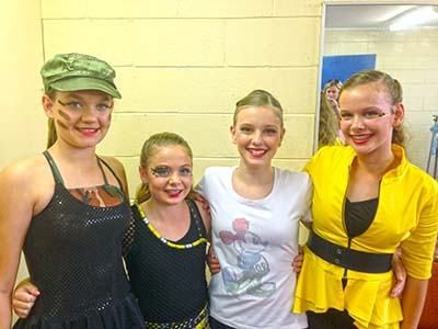 Aspley Dance Tuition for Performances